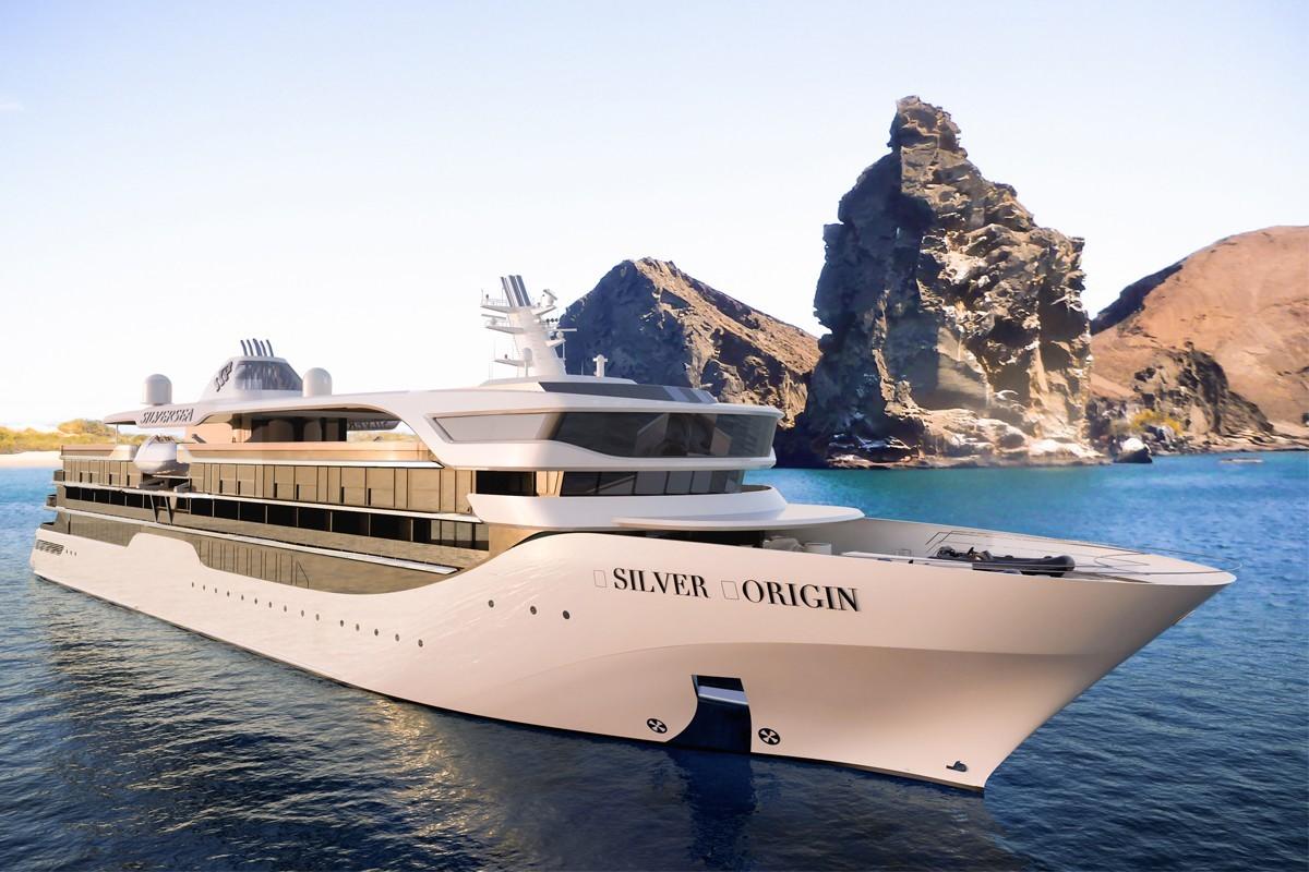 PHOTOS: Silversea debuts custom-built Galapagos ship