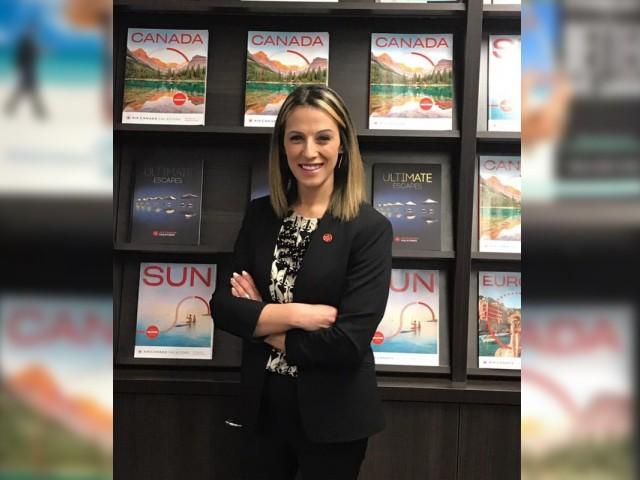 Erminia Nigro joins Air Canada Vacations