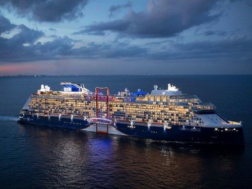 Celebrity Cruises: Fifth Edge class ship on order