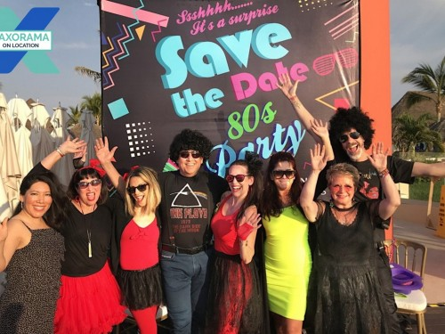 PAX On Location: Gnarly, dude! ACV hosts '80s party at TTAND's 2019 conference