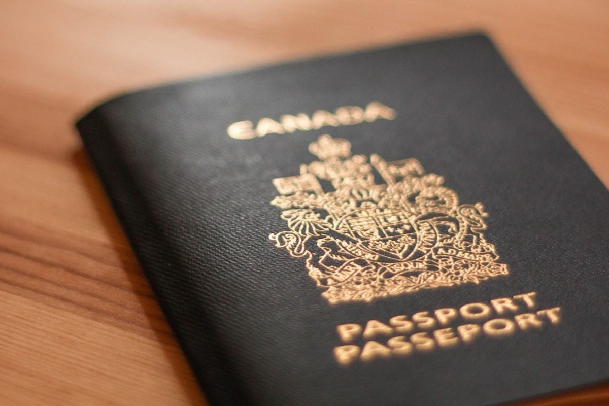 Here's why some Canadians have a white passport
