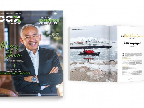 Morris Chia talks TPI in PAX magazine's May edition