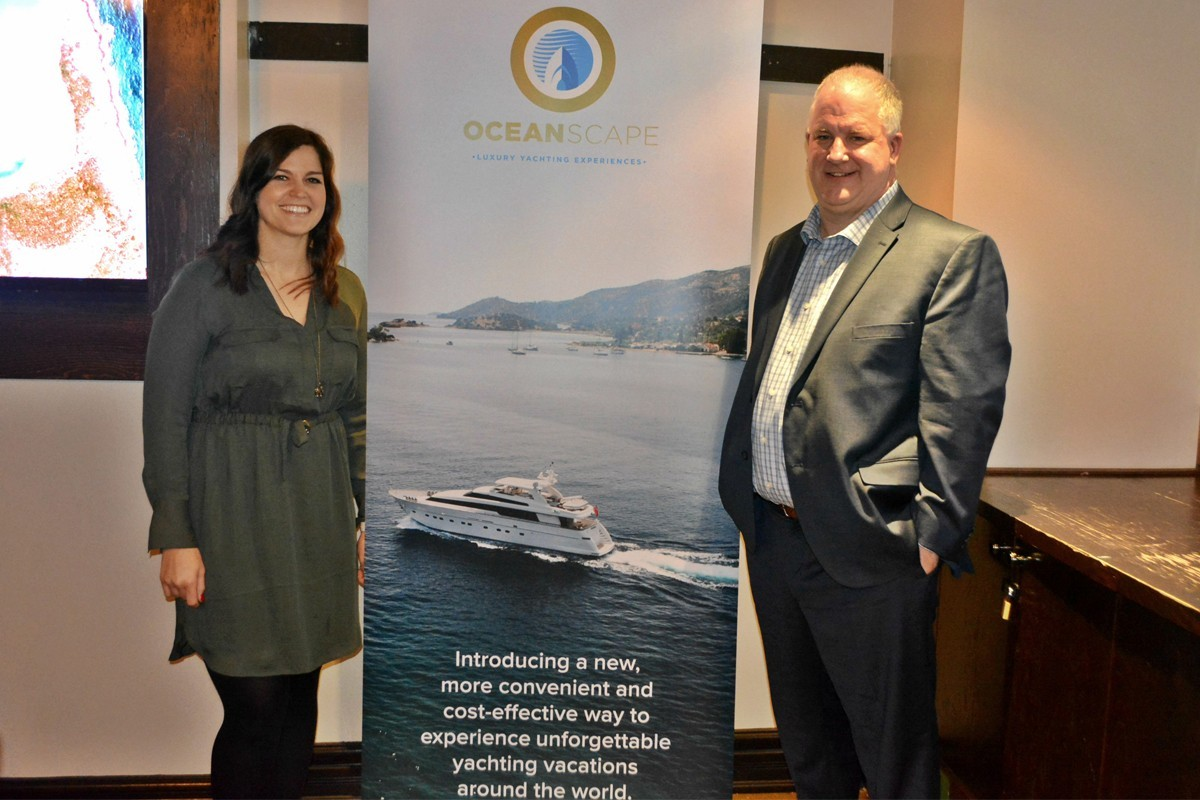 OceanScape Yachts enters the Canadian market