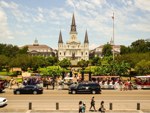 Air Transat launches new route from Montreal to New Orleans
