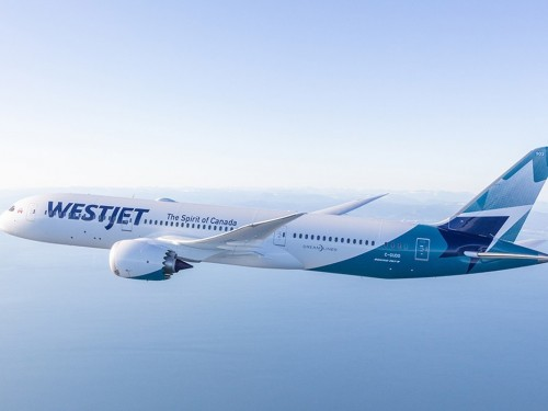 WestJet Airlines will be acquired by Onex