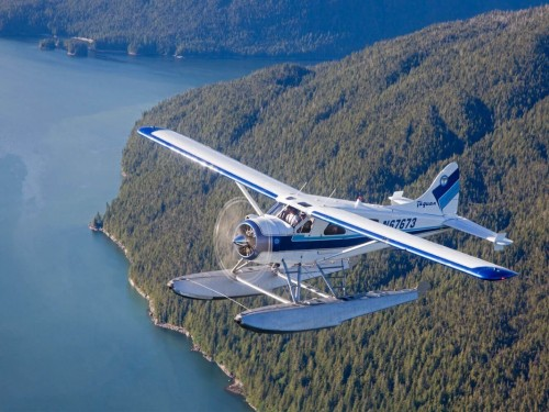 Six confirmed dead in Princess Cruises floatplane crash