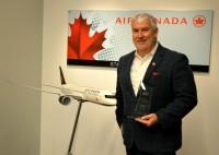 Duncan Bureau departs Air Canada Rouge