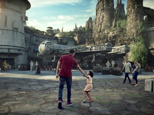 Star Wars: Galaxy's Edge officially opens at Disneyland