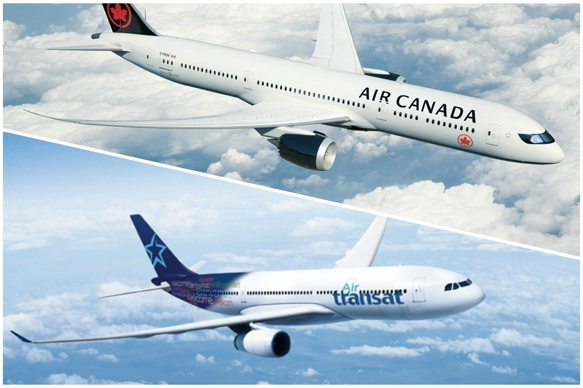 Transat and Air Canada say purchase negotiations still on