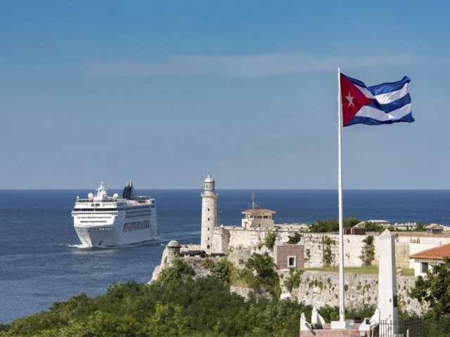 U.S. government bans cruise travel to Cuba