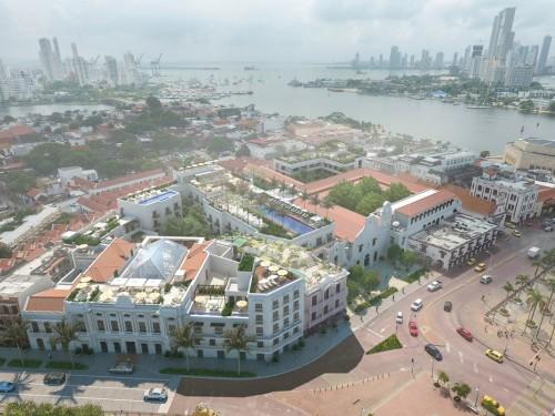 Four Seasons to open luxury hotel in Cartagena