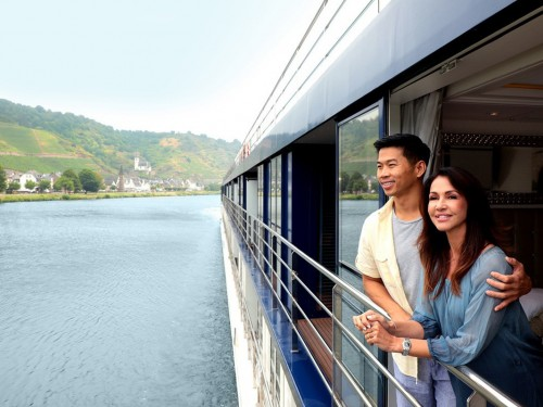 Three river cruise trends that are hot this year