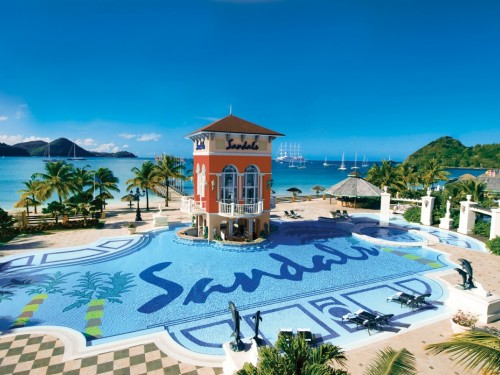 School is in for agents with Sandals sessions