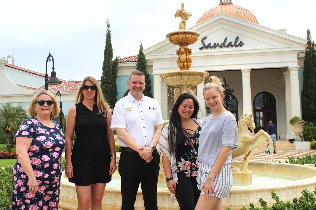 From boardroom to beach: Sandals renews focus on groups/MICE market