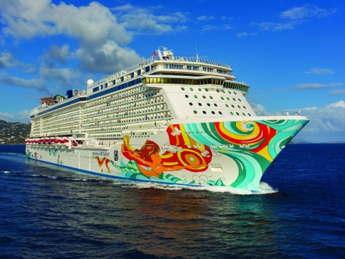 NCL news: Norwegian Getaway upgraded; Transat to offer open bar on Norwegian Epic