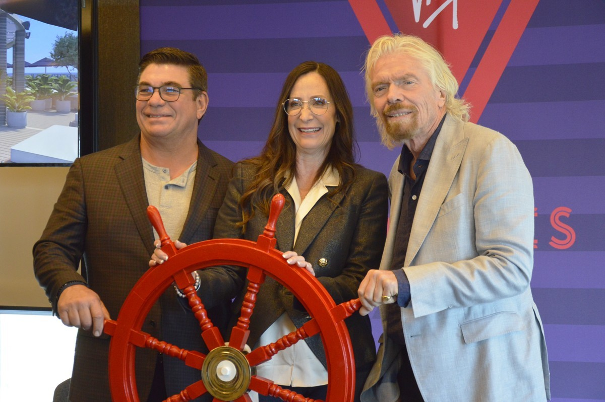 Anchors aweigh! Virgin Voyages talks captains, Cuba and travel agents