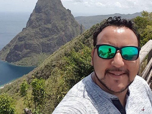 Saint Lucia Tourism Authority promotes Rod Hanna to Director of Sales for Canada