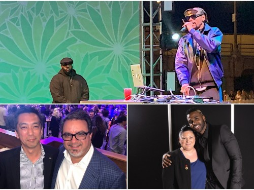IPW 2019: Celebs, Canadian travel pros bring the sizzle to Anaheim