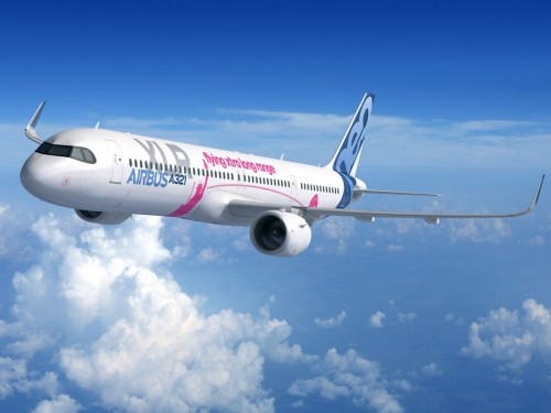 Airbus launches new jet for low-cost, long-haul travel