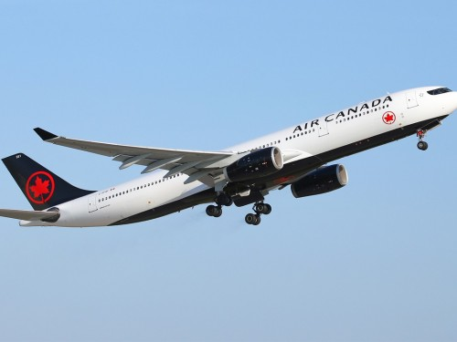 Air Canada adds 25 new flights to 2019/20 sun destinations