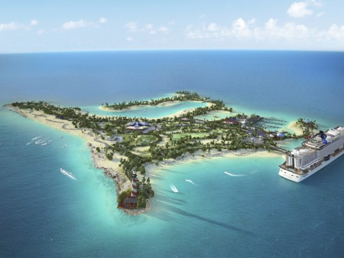 MSC reveals new details on Ocean Cay