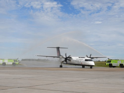 Air Canada launches Montreal to Sydney, N.S route