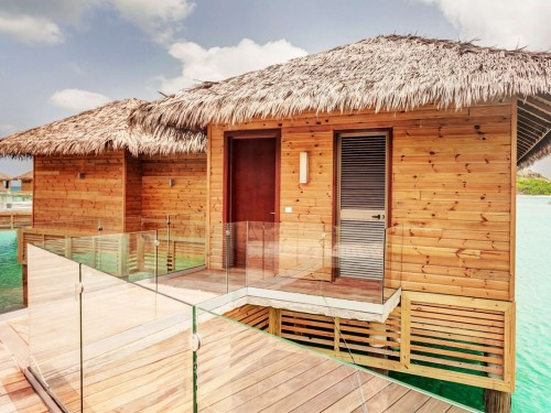 Royalton Antigua's Chairman Overwater Bungalows are ready to book