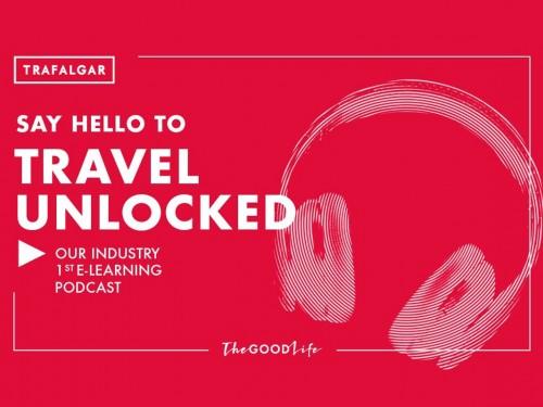 Trafalgar launches e-learning podcast