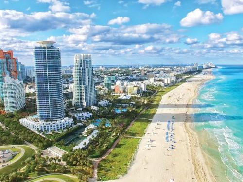 Sunwing now flying Moncton to Miami