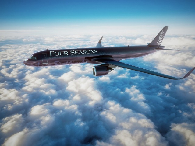 Four Seasons reveals new Private Jet itineraries