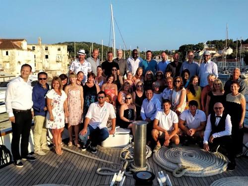 TTAND's top performers take to Croatia