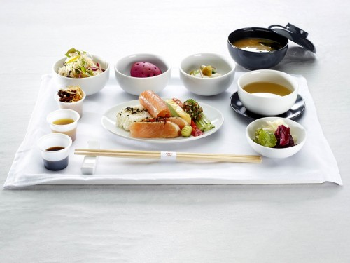 Air Canada partners with award-winning chef for Asia & South America flights
