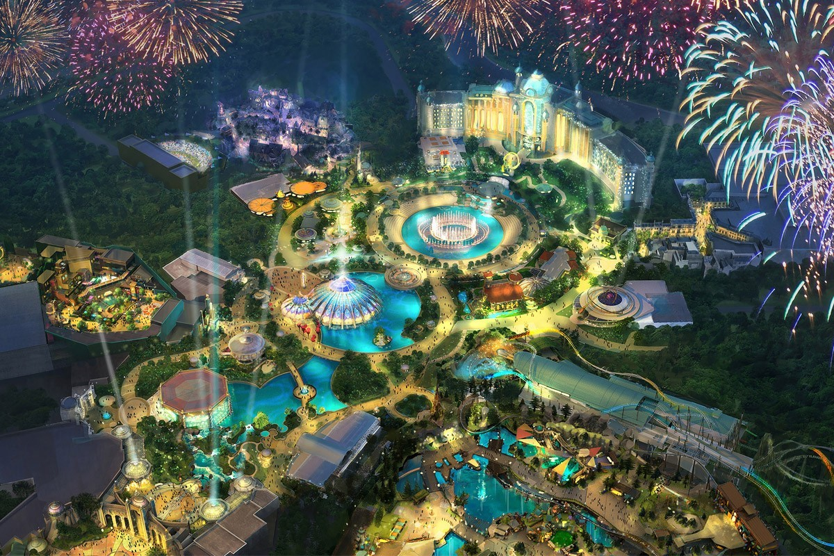 Universal Orlando is building a new theme park
