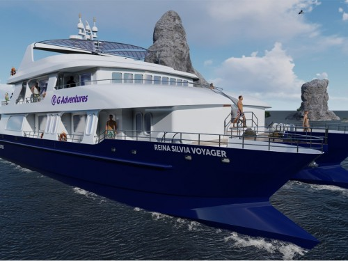 G Adventures adds 6th yacht to Galapagos Islands