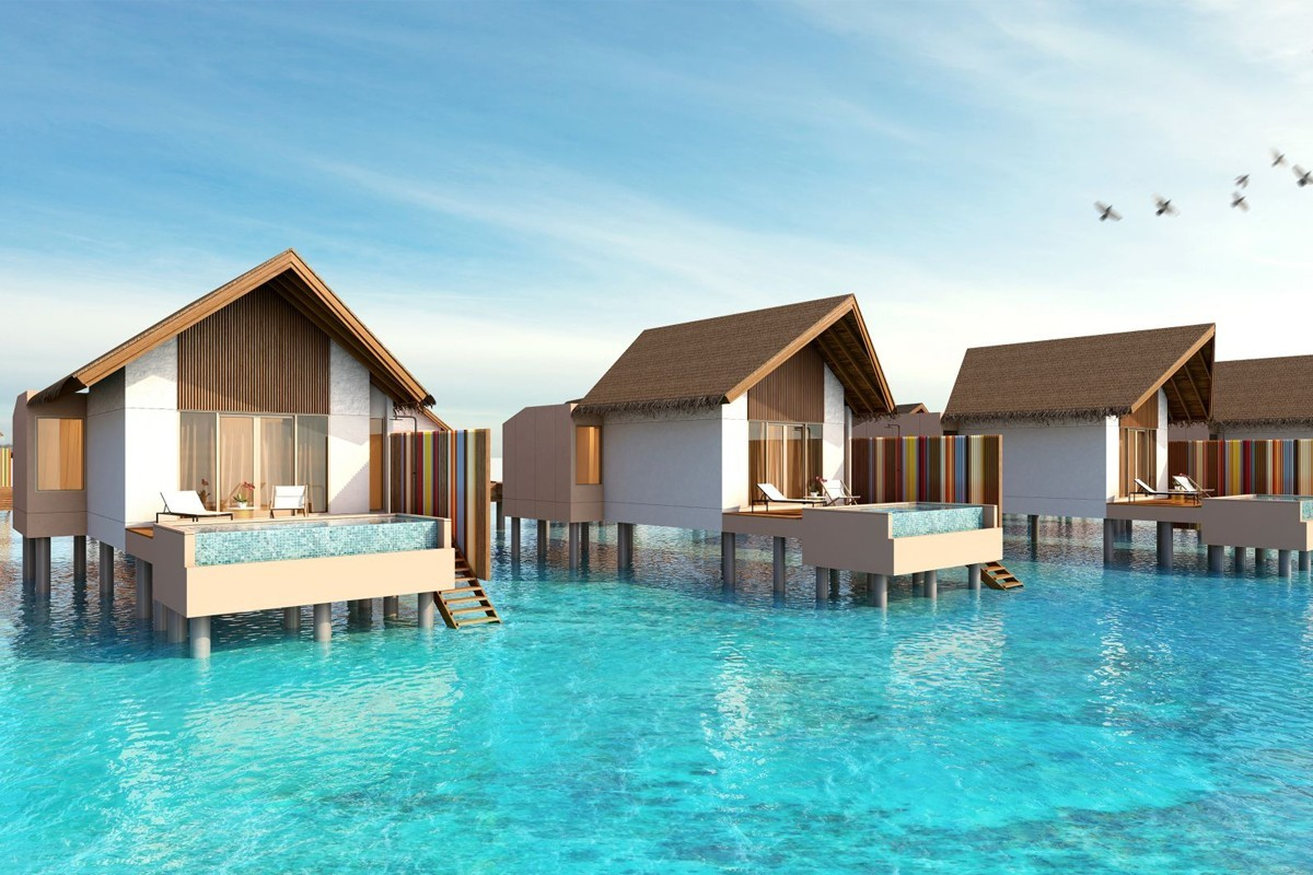 Hard Rock Hotel Maldives opens next month