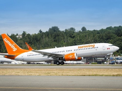Sunwing adds two new flights from Victoria, B.C. to Mexico