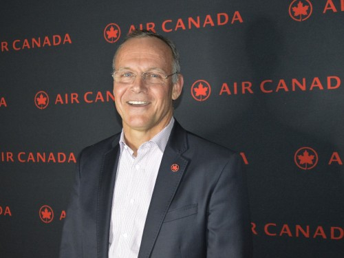 AC executive John MacLeod departs the company