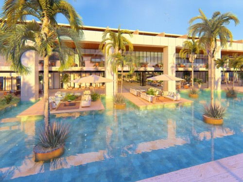 PHOTOS: Live Aqua Beach Resort Punta Cana to open in March