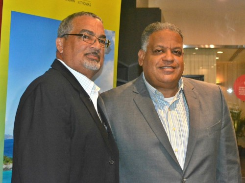 U.S. Virgin Islands is back in business