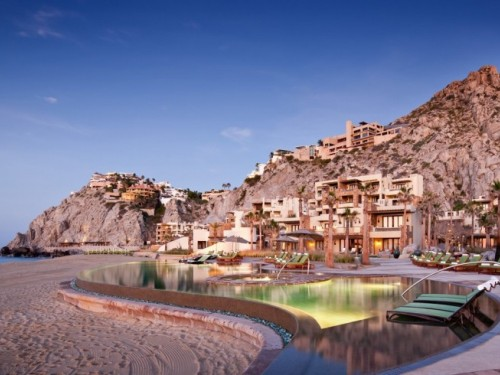 Luxurious Waldorf Astoria Los Cabos Pedregal now open