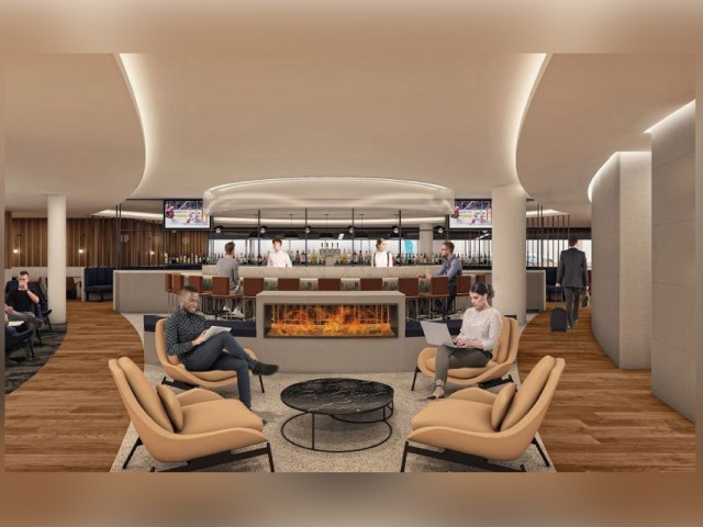 WestJet to open flagship lounge at YYC next summer