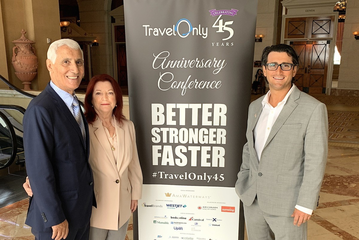 """""""The future has never looked brighter:"""" Family, gratitude takes centre stage at TravelOnly's 45th anniversary"""