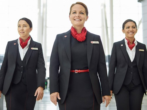 "Welcome ""ladies and gentlemen"" no more. Air Canada moves on gender-inclusive greetings."