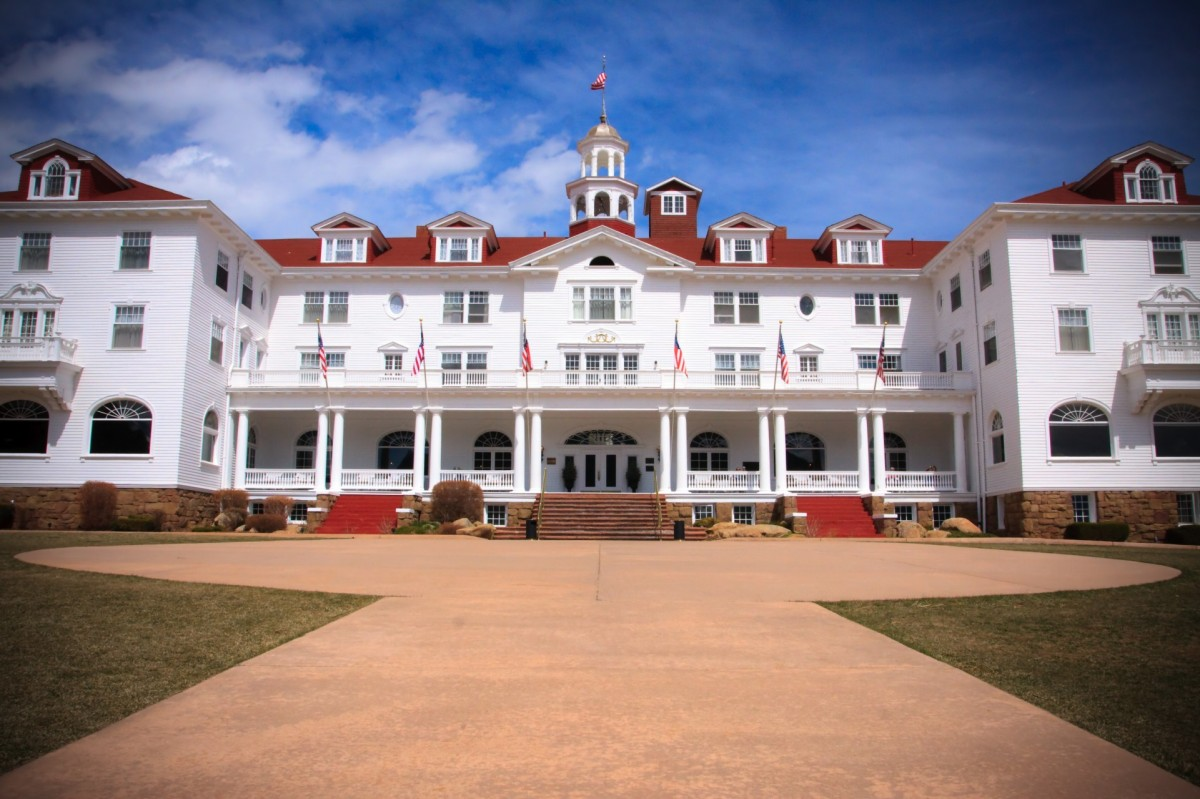 These 4 hotels just might be haunted