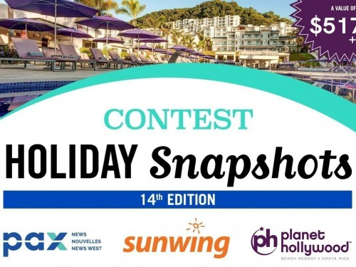 Only four days left to vote in the Holiday Snapshots contest!
