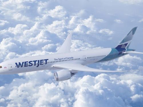 WestJet's 787-9 Dreamliner takes off on first-ever Toronto-London flight