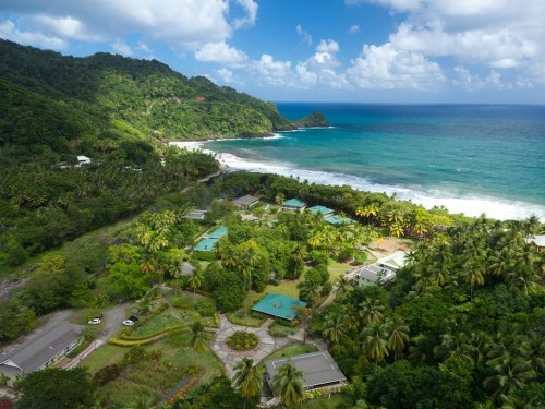 Rosalie Bay Eco Resort re-opens under new management