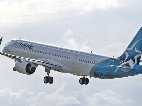Air Transat to operate 150 flights a week for summer 2020