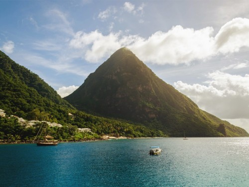 Saint Lucia reports record arrivals for September