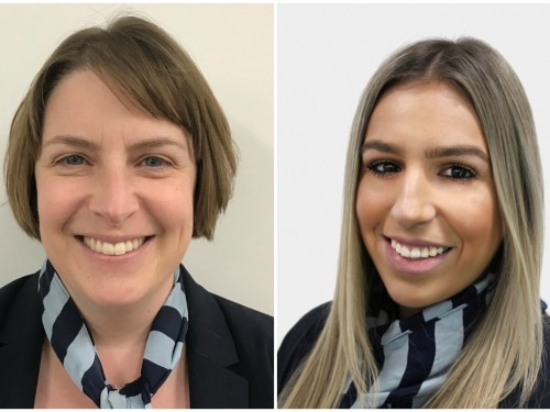 Insight & Luxury Gold announce new sales roles for Heidi Schnitker & Megan Debarros